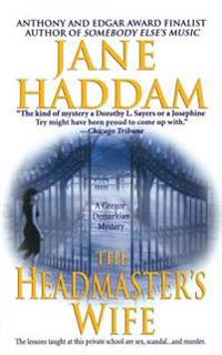 The Headmaster's Wife: A Gregor Demarkian Novel
