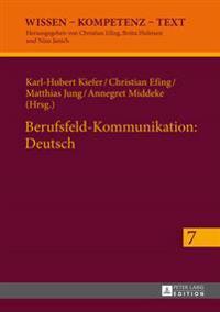 Berufsfeld-Kommunikation: Deutsch