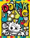 Doink Doodle Pad Too: Zooky and Friends 200 Page Blank Doodle Pad