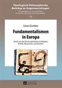 Fundamentalismen in Europa