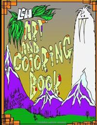 Lcw Art and Coloring Book Vol#1