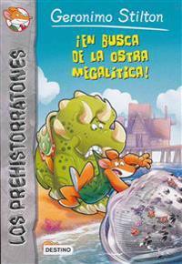 En Busca de La Ostra Megalitica!