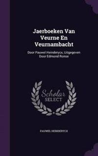 Jaerboeken Van Veurne En Veurnambacht
