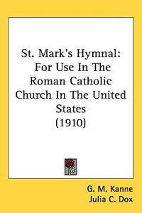 St. Mark's Hymnal