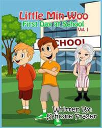 Little Min Woo: First Day at School Vol. 1