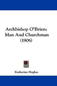 Archbishop O'brien