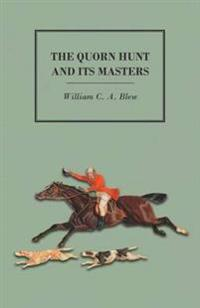 The Quorn Hunt and its Masters