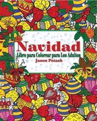 Navidad Libro Para Colorear Para Los Adultos