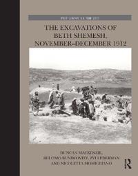 The Excavations of Beth Shemesh, November-December 1912