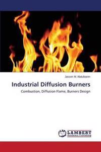 Industrial Diffusion Burners
