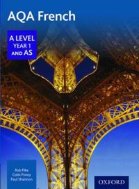 aqa a level year 1 and as french student book robert
