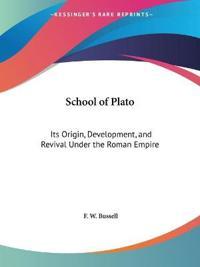 The School of Plato