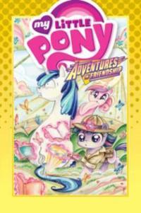 My Little Pony: Adventures in Friendship Volume 5