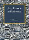 Easy Lessons in Economics