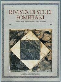 Rivista Di Studi Pompeiani 8/1997