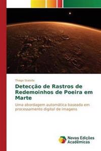 Deteccao de Rastros de Redemoinhos de Poeira Em Marte