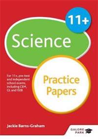 11+ science practice papers - for 11+, pre-test and independent school exam
