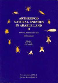 Arthropod Natural Enemies in Arable Land 2