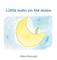 Little man on the moon