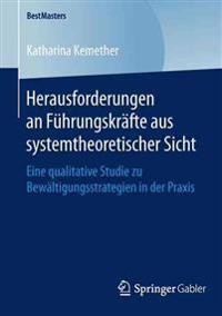 Herausforderungen an F hrungskr fte Aus Systemtheoretischer Sicht