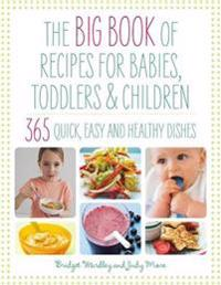 Big Book of Recipes for Babies and Toddlers