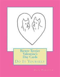 Biewer Terrier Valentine's Day Cards: Do It Yourself