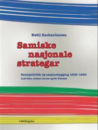 Samiske nasjonale strategar - Ketil Zachariassen | Inprintwriters.org
