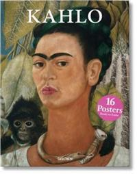 Kahlo Poster Set