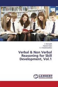 Verbal & Non Verbal Reasoning for Skill Development, Vol.1