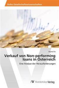 Verkauf Von Non-Performing Loans in Osterreich