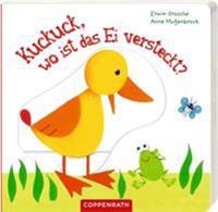 Grosche, E: Kuckuck, wo ist das Ei versteckt?