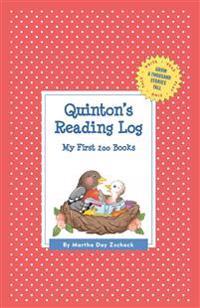 Quinton's Reading Log