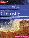 Collins Student Support Materials for Aqa - A Level/As Chemistry Support Materials Year 1, Inorganic Chemistry and Relevant Physical Chemistry Topics