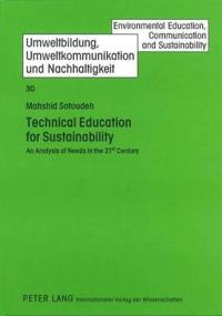 Technical Education for Sustainability