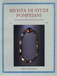 Rivista Di Studi Pompeiani 14/2003