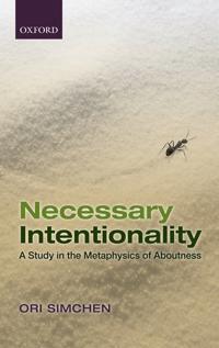 Necessary Intentionality
