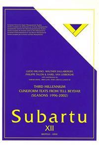 Third Millennium Cuneiform Texts from Tell Beydar: Seasons 1996-2002