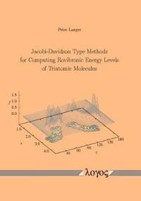 Jacobi-Davidson Type Methods for Computing Rovibronic Energy Levels of Triatomic Molecules