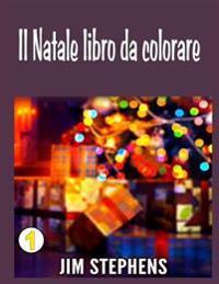 Il Natale Libro Da Colorare