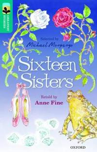 Oxford reading tree treetops greatest stories: oxford level 16: sixteen sis
