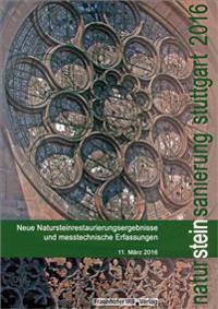 Natursteinsanierung Stuttgart 2016.