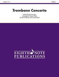 Trombone Concerto: For Solo Trombone and Concert Band, Conductor Score