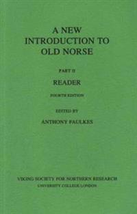 New Introduction to Old Norse