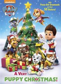 A Very Puppy Christmas! (Paw Patrol)