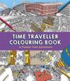 Time traveller colouring book - a puzzle-trail adventure