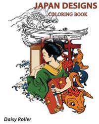 Japan Designs (Design Coloring Books)