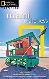 Miami and Keys 5th Edition