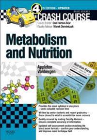 Crash Course: Metabolism and Nutrition Updated Edition: E-Book