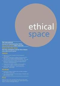 Ethical Space Vol.12 Issue 3/4