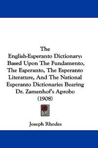 The English-esperanto Dictionary